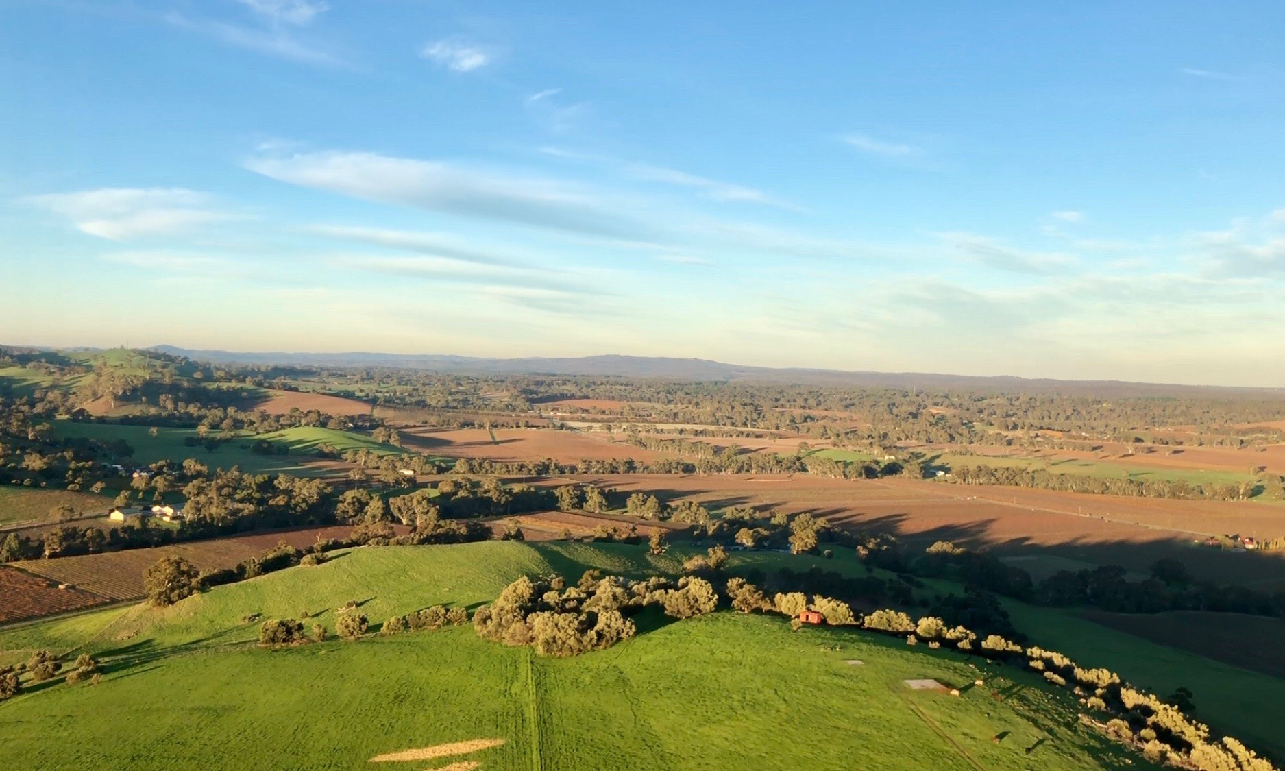 Barossa helicopters see the barossa by air with our for Flights buy now pay later
